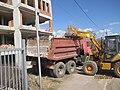 Извозване на строителни отпадъци.JPG
