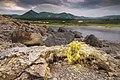 Кальдера вулкана Головнина. Берег озера Кипящее.jpg