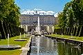 Канал Большой (Самсоновский) с фонтанными маскаронами, пристанью и ковшом - 4.jpg