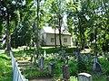 Кладбище и церковь, Амбели (le cimetière et l'eglise) - panoramio.jpg