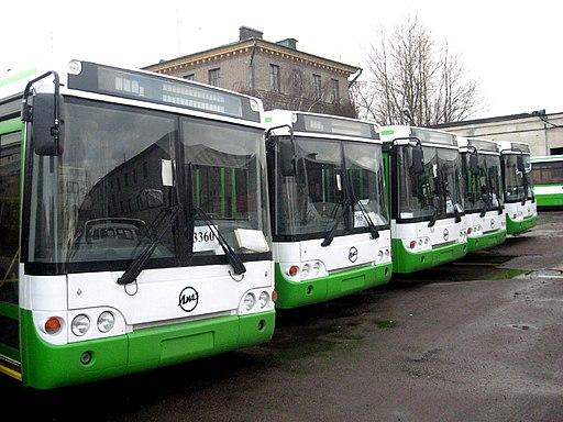 Autobuses San Petersburgo