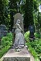 Личаківське, Пам'ятник на могилі сім'ї Ванічків.jpg