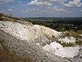 Меловой карьер на восточном склоне горы Кременец.jpg