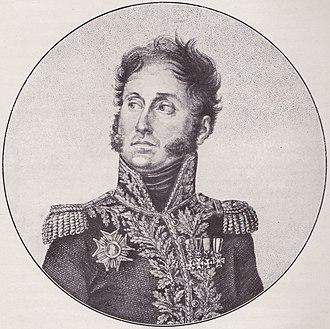 V Cavalry Corps (Grande Armée) - Pierre Claude Pajol
