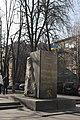 Пам'ятник Д. З. Мануїльському (зруйновано).JPG