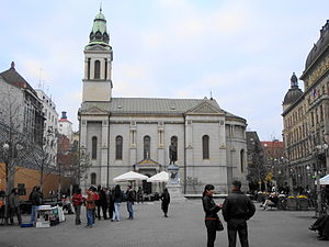 Metropolitanate of Zagreb and Ljubljana - Zagreb Orthodox Cathedral