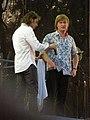 Ревва и Рожков на концерте в Донецке 6 июня 2010 года 007.JPG