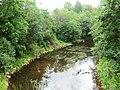 Река Гауя возле шоссе Смилтене - Гулбене - panoramio.jpg