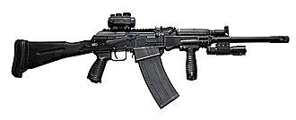 Saiga-12 - Tactical shotgun Saiga 12К 030