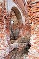 Село Самуйлово Усадьба Голицыных главный дом руины 10.JPG
