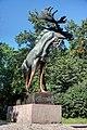 Скульптура Лось, 22.08.2009 - panoramio.jpg