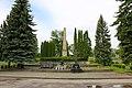 Тернопіль, Військове кладовище могили воїнів Радянської армії, Микулинецький цвинтар.jpg