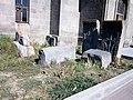 Վարդենիս, Խաչքար Սուրբ Աստվածածին եկեղեցու բակում 14.jpg