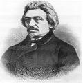 משה הס מחברו של הספר רומי וירושלים ( ת. מ. 1870) .-PHG-1007446.png