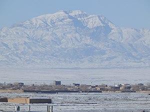 Gonabad -  Kūh-e Tīr MāhīZibad Gonabad