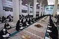 عکس های مراسم ترتیل خوانی یا جزء خوانی یا قرائت قرآن در ایام ماه رمضان در حرم فاطمه معصومه در شهر قم 22.jpg