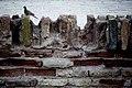 کاروانسرای دیر گچین یا مادر، بزرگترین کاروانسرای خشتی گچی ایران در مرکز پارک ملی کویر- استان قم 38.jpg