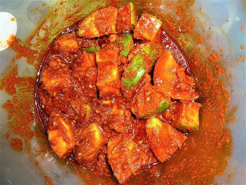 National Fruit of India Mango: