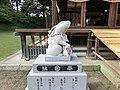 淡海國玉神社の親子白うさぎさん - panoramio.jpg