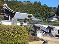 興禅寺 東吉野村中黒 Kōzenji 2011.2.22 - panoramio.jpg