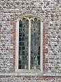 -2019-01-23 Window on the south facing elevation of Saint Mary's parish church, Kelling (1).JPG