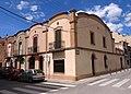019 Cases al c. Ramon Freixas 10-16, cantonada c. Ateneu (Vilafranca del Penedès).JPG