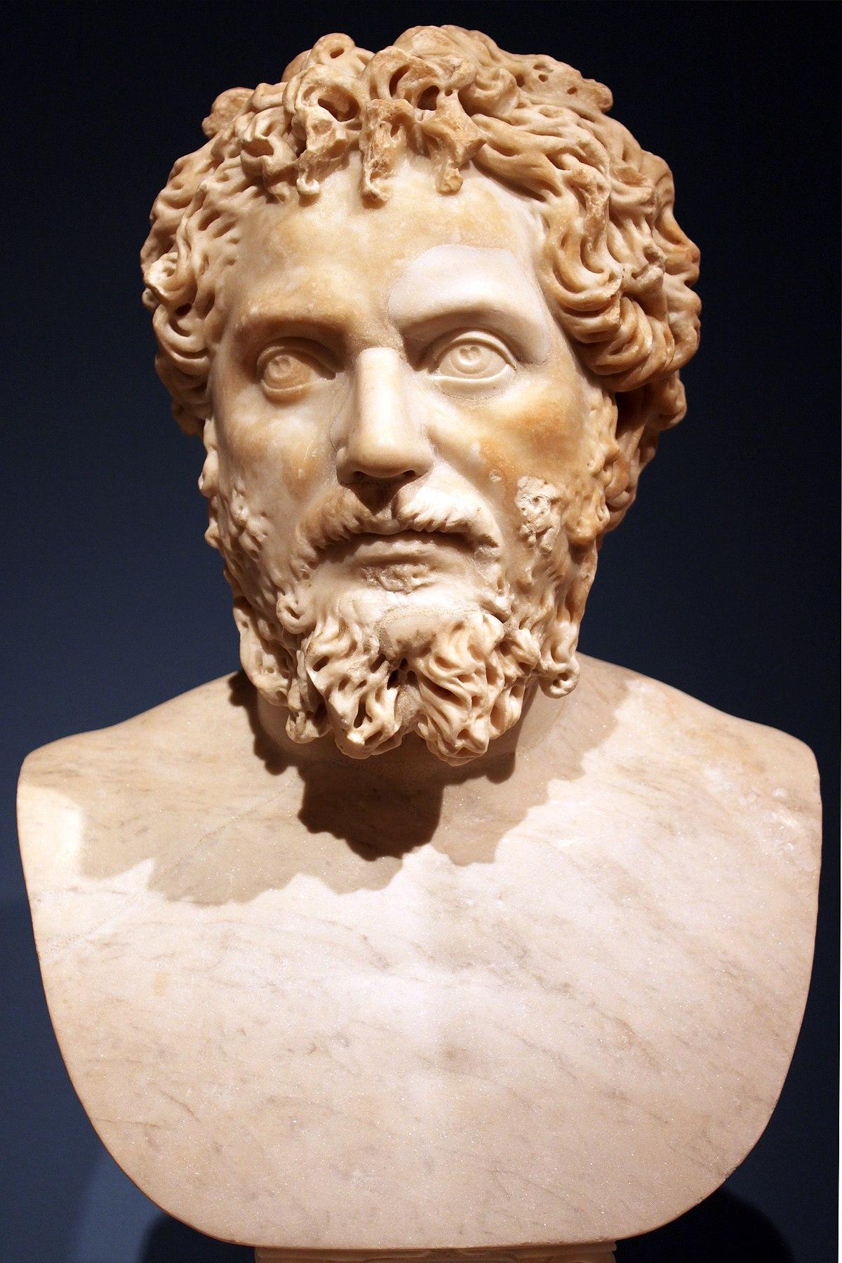 Septimius Severus - Wikiquote