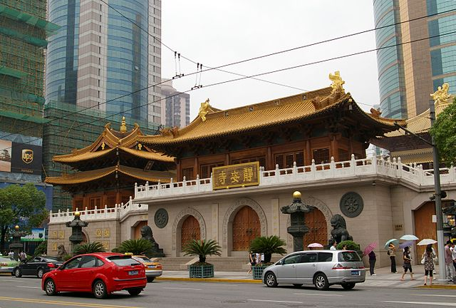 Jing'an Temple_6