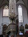064 Església de la Mare de Déu de Týn, púlpit.jpg