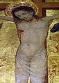 071 Centre d'interpretació de la Seu d'Ègara, Crist del retaule de Sant Pere.JPG