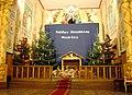 0912 Szopka bożonarodzeniowa 2009 Kościół pw św Rafała i Michała Aleksandrów Łódzki EZG.jpg