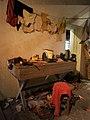 091 Museu d'Història de Catalunya, taller artesanal de sabater.JPG