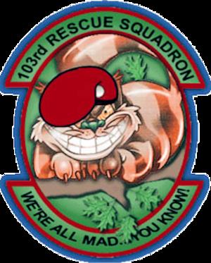 103d Rescue Squadron - Image: 103d Rescue Squadron