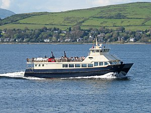 Argyll Ferries - Image: 1100703 Clyde Clipper
