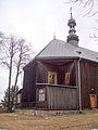 132 424. Kościół par. p.w. Świętej Trójcy, drewn., 1777, XIX, XX Rozbity Kamień jass sw.jpg