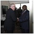 140331 President Burundi bij Timmermans en Ploumen (13536278294).jpg