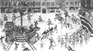 Timeline of Nuremberg - Parade, Nuremberg, 1539