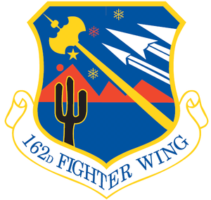 162nd Fighter Wing - Image: 162d Fighter Wing
