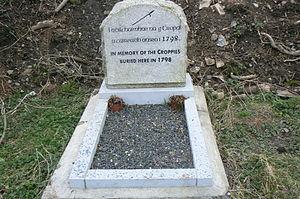 Dunshaughlin - 1798 Croppy Commemoration, Croppy Lane, Trim Road