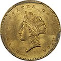1854 gold dollar type 2 obverse.jpg