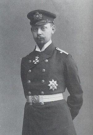Prince Heinrich XXXII Reuss of Köstritz