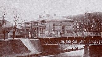 Opera Nova Bydgoszcz - Old military mess and casino in 1890