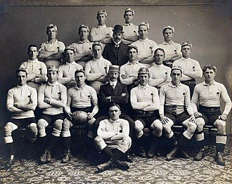 New South Wales Waratahs - The 1906 NSW team