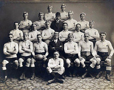 NSW Waratahs team of 1906 1906 new south wales team.jpg