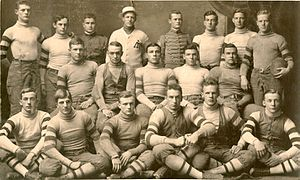 1908 VMI Keydets football team - Image: 1908 VMI Keydets football team