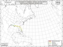 1914 Atlantic hurricane season map.png