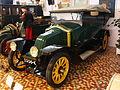 1916 Renault EU, four cylinder, 15hp, four seater tourer at the Musée Automobile de Vendée pic-2.JPG
