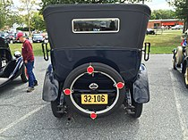 1923 Nash Six Touring Car - Sugarloaf Mountain Region AACA Show 07of20.jpg