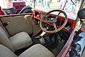 1933 Austin Seven Dashboard - 7 hp - 4 cyl - WBA 8864 - Kolkata 2018-01-28 0958.JPG
