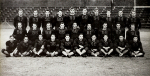1939 Clemson Tigers football team - Image: 1939 Clemson Tigers football team (Taps 1940)